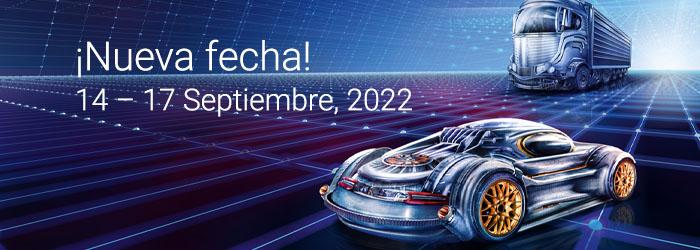 Automechanika Buenos Aires Nueva Fecha: 14 - 17 Septiembre, 2022