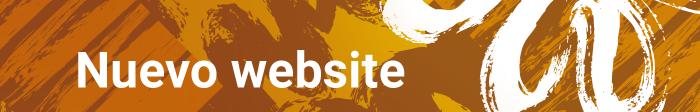 Nuevo website