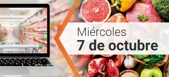 Jornada Tecno Fidta conecta y Red Alimentaria: 7 de Octubre